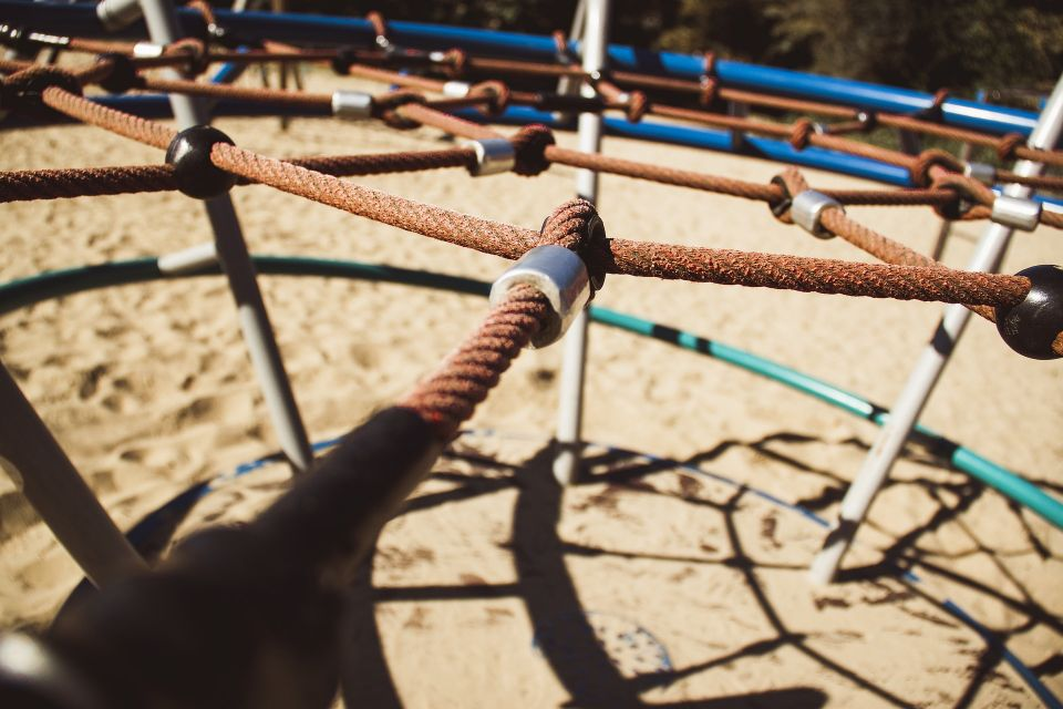 Klettergerüst Um Baum : Pädagogisches klettern baumpfleger